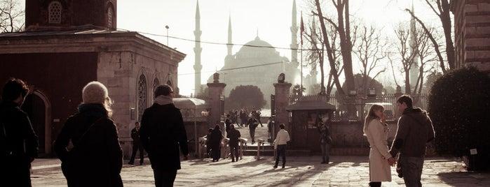 Ayasofya is one of Photo Locations Worth Going Back.
