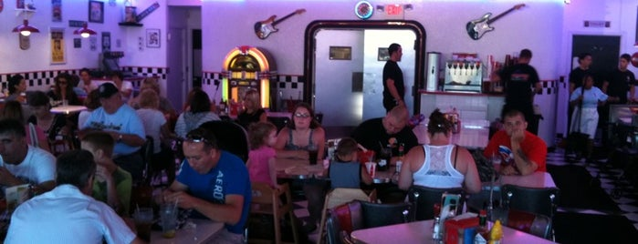 Doo Wop Diner is one of The Best New Jersey Diners.