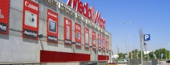 MediaMarkt is one of Antonio José : понравившиеся места.