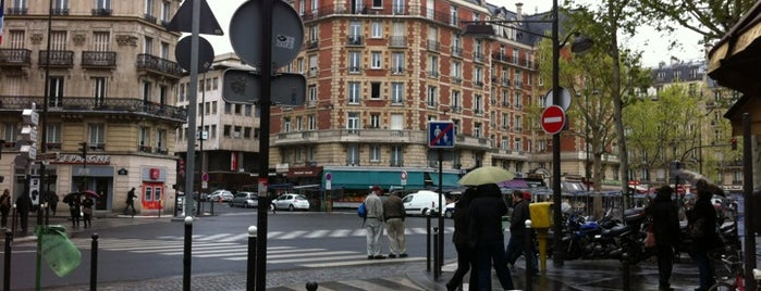 Place Maubert is one of Orte, die Kevin gefallen.