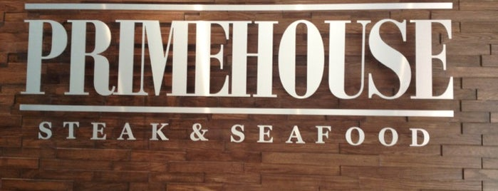 Primehouse Steak & Seafood is one of Lugares favoritos de Jaime.