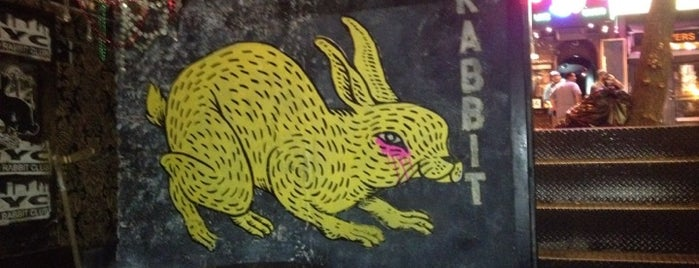 124 Old Rabbit Club is one of NYC Favourites.