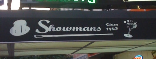 Showman's is one of Blue Note Tenth Level.
