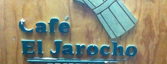 Café El Jarocho is one of Lieux qui ont plu à Karla.