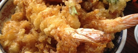 Dote no Iseya is one of 天丼食べたい (東京都内).