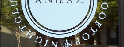 The Wine Bar at Andaz San Diego is one of Posti salvati di Cara.