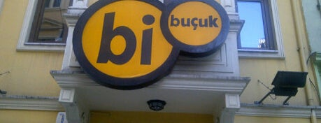 Bibuçuk is one of Beyoglu.