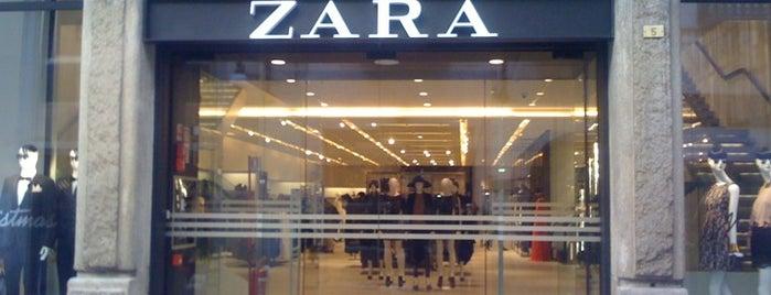 Zara is one of Posti che sono piaciuti a Piero.