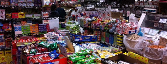 Economy Candy is one of NYC's Lower East Side.