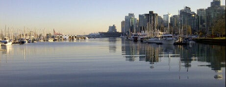 Stanley Park Harbourfront Seawall is one of Top 10 favorites places in British Columbia.