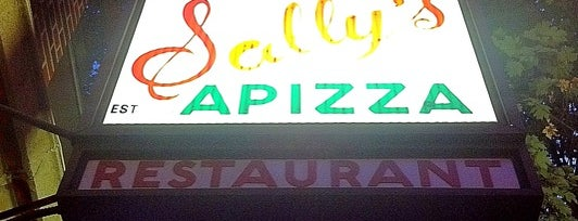 Sally's Apizza is one of Best Places to Check out in United States Pt 2.