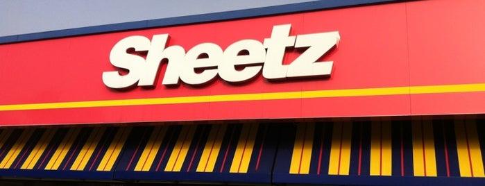 Sheetz is one of SooFab'ın Beğendiği Mekanlar.