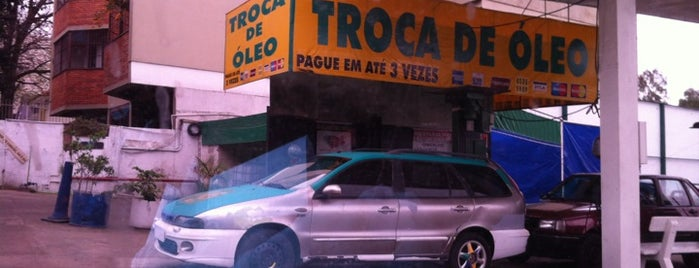 Posto Darcy is one of Orte, die Marcelo gefallen.