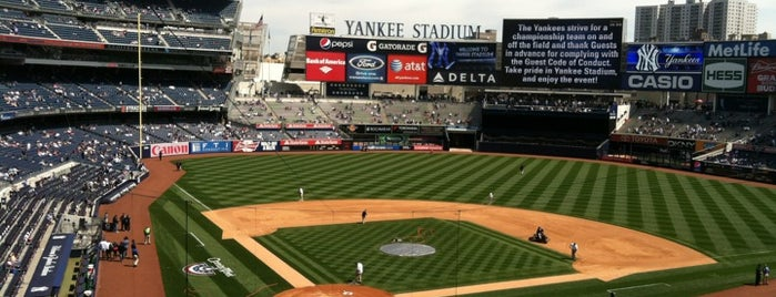 Yankees Press Box is one of Yankee Favs by YankeeQueen69.