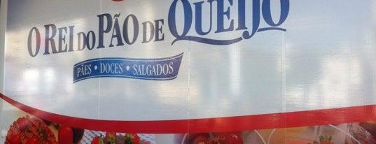 O Rei do Pão de Queijo is one of Posti che sono piaciuti a Mauricio.