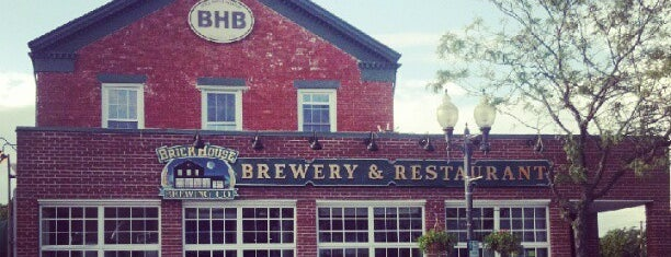 BrickHouse Brewery & Restaurant is one of Beer.