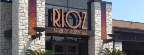 Rioz Brazilian Steakhouse is one of Gespeicherte Orte von Lizzie.