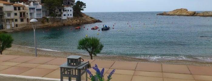 Restaurant Sa Tuna is one of Terrazeo en la costa catalana.