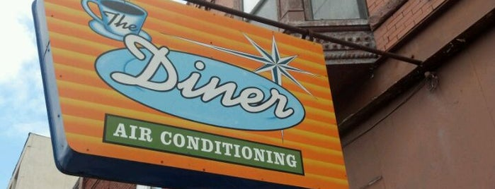 The Diner is one of Best of OKC Metro Area.