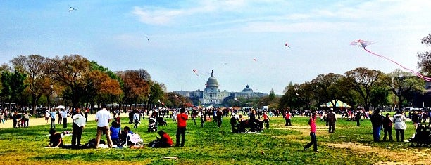 National Mall is one of ♡DC.