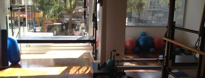 Line Studio is one of Spor Mekanları.