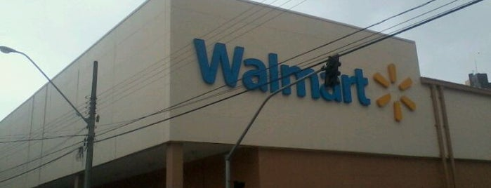 Walmart is one of Shopping,Lojas e Supermercados.