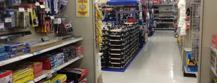 Harbor Freight Tools is one of Russ's Liked Places.