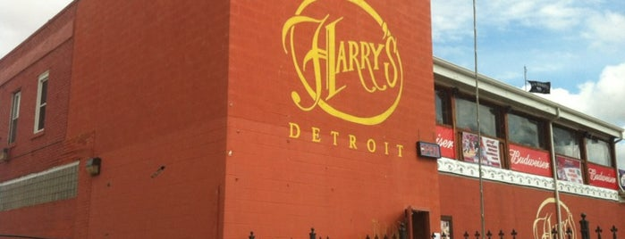 Harry's Detroit is one of Posti salvati di Emeka.