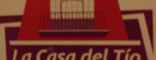 Hostel La Casa del Tío is one of Guanajuato.