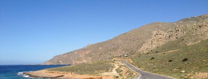 Spilia tou Drakou, Goudouras is one of Crete.