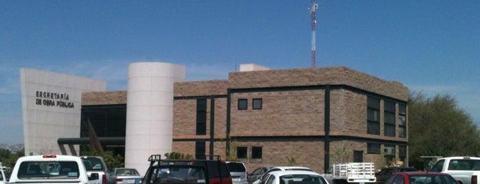 Direccion General De Obra Publica is one of Lugares favoritos de Sandy.