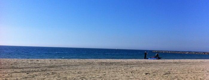 Platja de Llevant is one of Playas de España: Cataluña.