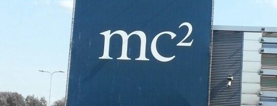 mc² is one of Art Galleries & Art Museums in Riga.