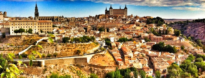Toledo is one of Castle Spain.