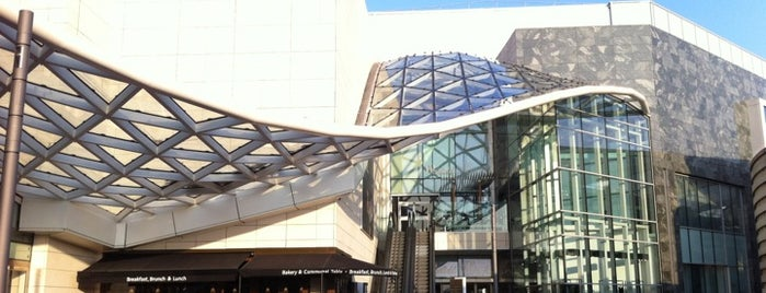 Westfield London is one of LONDON.