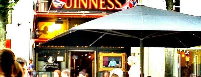 The Sherlock Pub is one of Eric Dujourdhui.