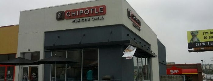 Chipotle Mexican Grill is one of Orte, die Krisi gefallen.