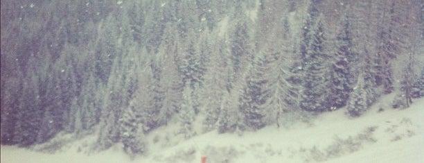 Arabba is one of Dolomiti Super Ski - Italy.