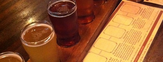 Half Moon Restaurant & Brewery is one of Indiana Bucket List.