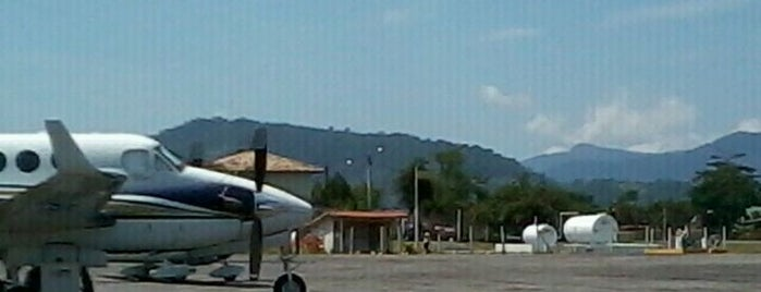 Aeroporto de Paraty (SDTK) is one of Marciaさんのお気に入りスポット.