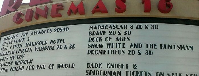 Regal Downingtown & IMAX is one of Sorora 님이 좋아한 장소.