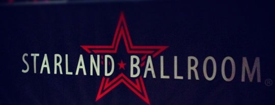 Starland Ballroom is one of Places to Perform..