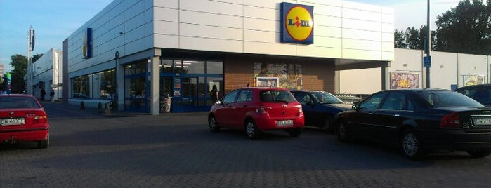Lidl is one of 주변장소4.
