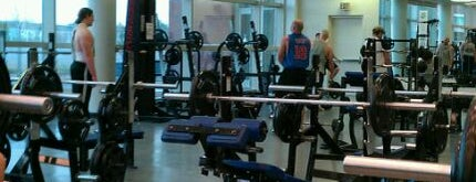 MTSU Health, Wellness, and Recreation Center (REC) is one of J's Liked Places.