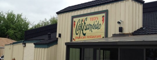 Ted's Cafe Escondido - OKC Northside is one of My Favorite Eats in Norman/OKC.