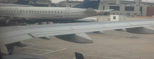 US Airways Flight 798 ORD-PHL is one of Lieux qui ont plu à Todd.
