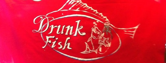 Drunk Fish is one of Places to eat.