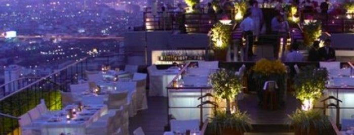 Vertigo is one of SOUTH EAST ASIA Dining with a View.