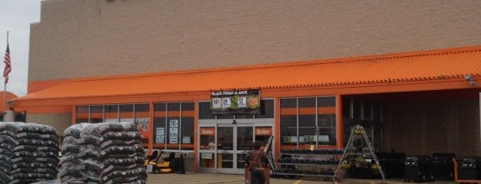 The Home Depot is one of Phillip's Liked Places.