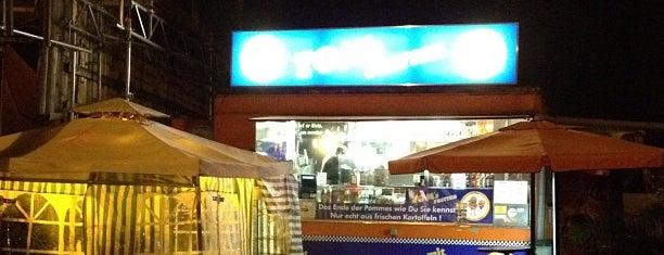 Tom's Fritten is one of 1 | 111 Orte in Berlin die man gesehen haben muss.